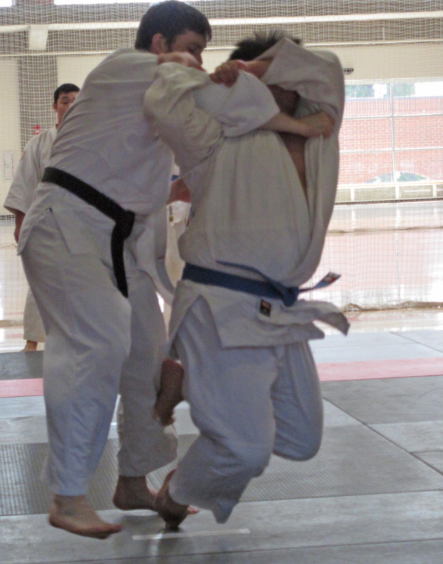 judo formal techniques otaki tadao draeger donn f