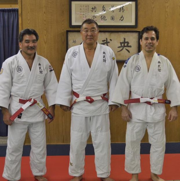 Promoted To Rokudan!
